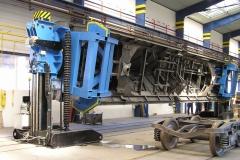 Výroba železničných vozňov