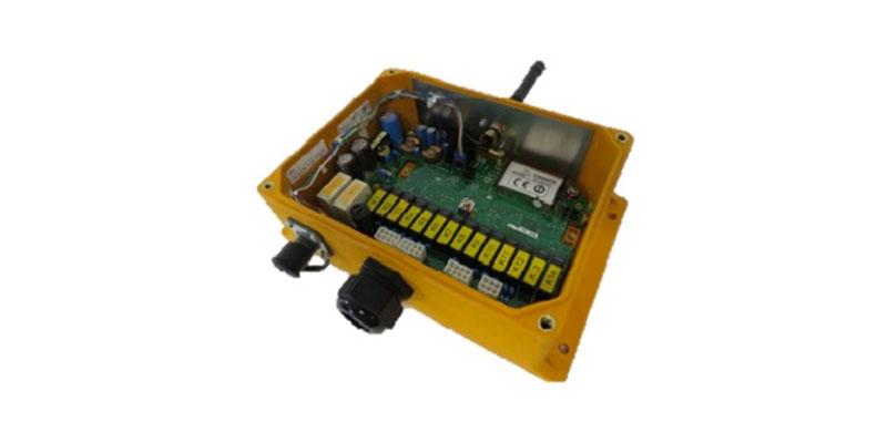 Prijímač rádiového diaľkového ovládania