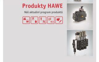 Prehľad výrobného programu HAWE 2015