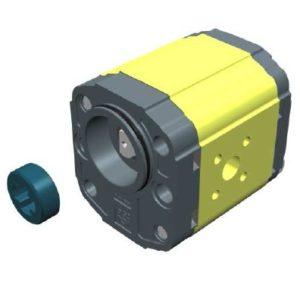 Hydrogenerátory XV-2P Ø52 BH Nem. štandard
