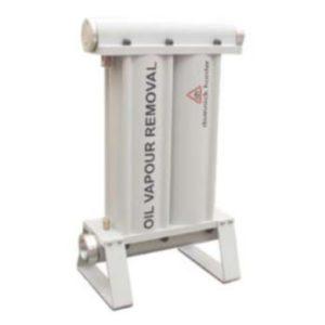 Filtre pre odstránenie olejových výparov a aerosolov OVR